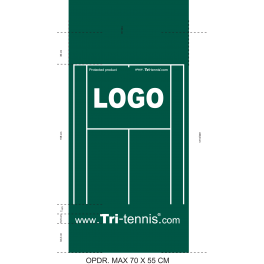 1 x Logo position A