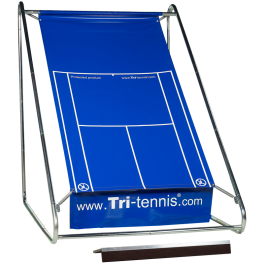 Tri-tennis® XL Tennis Wall (Blue)