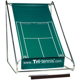 Tri-tennis® XL Tennis Wall (Green)
