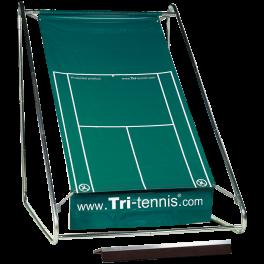 Tri-tennis® XL Tennis Wall (Green)