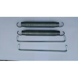 Tri-tennis® metal springs set
